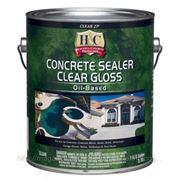 H&C® Concrete Sealer Clear OB - масляный силикон-акриловый лак-силлер для бетона фото