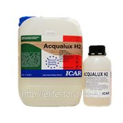 """Двухкомпонентный водный лак """"ACQUALUXE H2"""" - 4,95л. фото"""