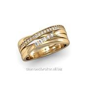 Кольца с бриллиантами W43061-2 фото