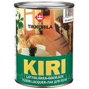 KIRI (КИРИ) — алкидный лак для деревянных полов и паркета