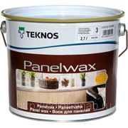 Teknos Panelwax (Текнос Панелвакс), 2.7л - Воск для панелей стен и потолков. фото