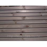 Евровагонка 12х96х1500-3000 мм сорт В фото