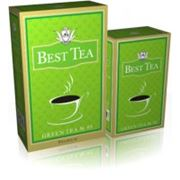 Чай зеленый элитный фото