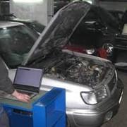 Диагностика двигателя фото
