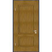 Дверь деревянная противопожарная огнестойкая фото