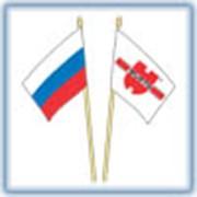 Флаг с символикой фото