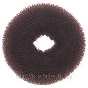 Dewal Валик круглый, сетка - 8 см 5116-коричневый фото