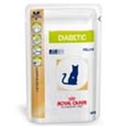 Корм для собак Royal Canin Diabetic Cat Pouch (сахарный диабет) фото