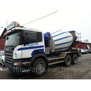 Автобетоносмеситель Scania 7 кубов