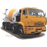 Автобетоносмеситель 58140Z на шасси Камаз фото