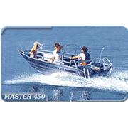 лодка мастер 450 цена
