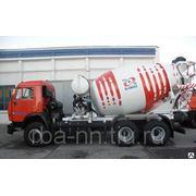 Автобетоносмеситель 58147Z шасси КАМАЗ-65115-62 фото