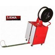 Полуавтоматический паллетный стреппинг упаковщик LMU-SP10 фото