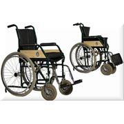 Коляска инвалидная складная КИ-03 фото