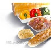 Стрейч-пленка ПВХ для упаковки на горячих столах фото