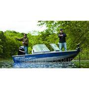 Лодка Crestliner Fish Hawk 1650 фото