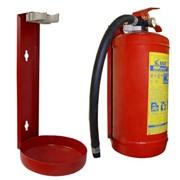 Кронштейны ИНЕЙ (транспортные и настенные) и подставки для огнетушителей МИГ фото