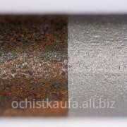 Удаление ржавчины и налета с металла фото