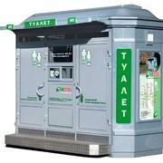 Туалетный модуль-павильон Городовой классика 302С / 312С фото