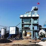 Стационарный асфальтобетонный завод АБЗ С64, производительностью 64 тонн/час фото