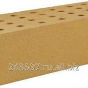 Кирпич облицовочный солома одинарный полнотелый торкрет М-150 ЖКЗ фото