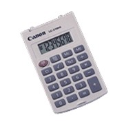 8 разрядный компактный карманный калькулятор с защитной крышкой голубого цвета фото