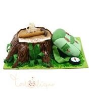 Праздничный торт для кемпера №857
