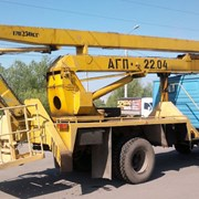 Аренда коленчатой автовышки Зил АГП-22.04 — 22 мет фото