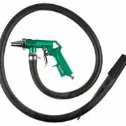 Пистолет KRAFTOOL EXPERT QUALITAT пескоструйный с выносным шлангом, рабочее давление 5 атмосфер. Артикул: 06581 фото