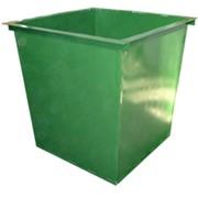 Ремонт контейнера 0,75 м куб фото