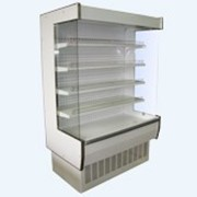 Пристенные среднетемпературные холодильные витрины фото