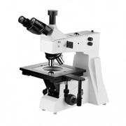 Металлографический прямой микроскоп XJL302BD с темным полем фото