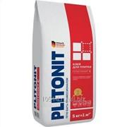 Клей для плитки Плитонит С для сложных поверхностей /5,0 кг/ фото