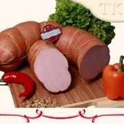 Колбаса вареная Докторская традиционная фото