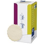 Подставка бумажная (коастер) Tork Advanced, 8-сл, d=9см, 250шт/уп, беж 474455 фото