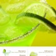 Фотосъемка коктейлей, дизайн меню и верстка барной карты ресторана отеля «Palmira Palace» (г. Ялта) фото