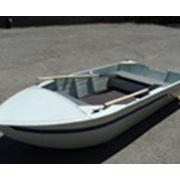Лодка Охотник 350 фото