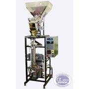 Фасовочный автомат для фасовки и упаковки круп сахара 100В фото