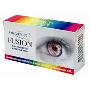 Линзы контактные карнавальные OKVision FUSION Fancy фото