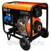 Дизельные генераторы GrOST DG6500E фото