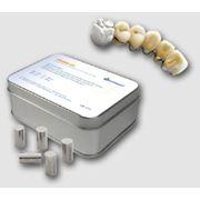 Сплав зуботехнический I-BOND 02 фото
