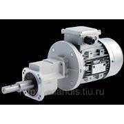 Мотор-редуктор 1,1 кВт фото