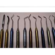 Терапевтические стоматологические инструменты фото
