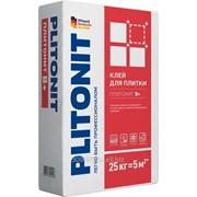 Клей для внутренней отделки Плитонит В+, 25кг фото