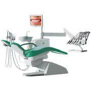 Установка стоматологическая STERN S190 continental (верхняя подача) фото