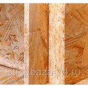 OSB-3 плита древесная 1250*2500*15,0 мм Kronopоl (Польша) фото