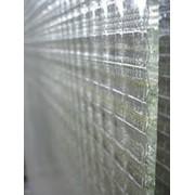 Стекло армированное толщина 6 мм, ячейка 25 мм , размер 2100/1600 мм фото