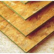 OSB-3 плита древесная 1250*2500*9,0 мм Bolderaia фото