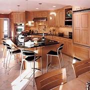 Изготовление встроенной кухонной мебели фото