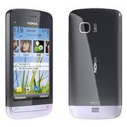 Мобильный телефон Nokia C5-03 Lilac фото